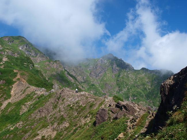 2009 08 16登山道3.jpg